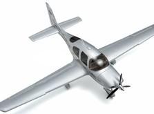 Самолет Dynam Cirrus SR22 Brushless RTF 1400 мм 2,4 ГГц-фото 2