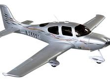 Самолет Dynam Cirrus SR22 Brushless RTF 1400 мм 2,4 ГГц-фото 1