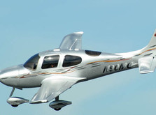 Самолет Dynam Cirrus SR22 Brushless RTF 1400 мм 2,4 ГГц-фото 5