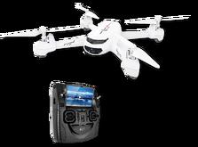 Квадрокоптер Hubsan H502S FPV c GPS системой-фото 3