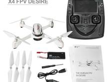 Квадрокоптер Hubsan H502S FPV c GPS системой-фото 6