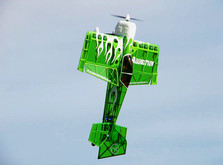Акробатический самолёт Precision Aerobatics Addiction 1000 мм KIT-фото 4
