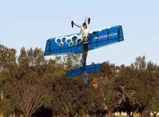 Акробатический самолёт Precision Aerobatics Addiction 1000 мм KIT-фото 3