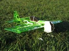 Акробатический самолёт Precision Aerobatics Addiction 1000 мм KIT-фото 5