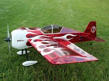 Акробатический самолёт Precision Aerobatics Addiction 1000 мм KIT-фото 7