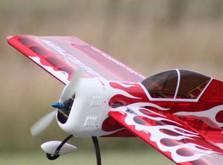 Акробатический самолёт Precision Aerobatics Addiction 1000 мм KIT-фото 8