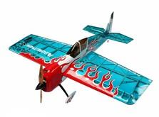 Радиоуправляемый самолёт Precision Aerobatics Addiction X 1270 мм KIT-фото 6