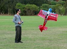 Радиоуправляемый самолёт Precision Aerobatics Addiction X 1270 мм KIT-фото 2