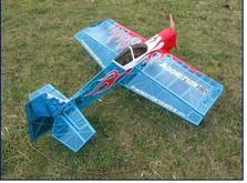 Радиоуправляемый самолёт Precision Aerobatics Addiction X 1270 мм KIT-фото 5