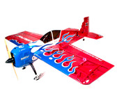 Радиоуправляемый самолёт Precision Aerobatics Addiction X 1270 мм KIT