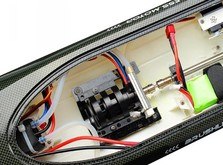 Радиоуправляемый катер Fei Lun FT011 Racing Boat 65см 2.4GHz с бесколлекторным электродвигателем.-фото 2
