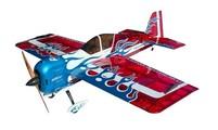 Радиоуправляемый самолёт Precision Aerobatics Addiction XL 1500мм KIT