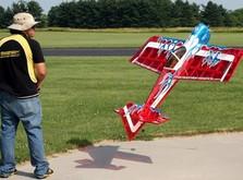 Радиоуправляемый самолёт Precision Aerobatics Addiction XL 1500мм KIT-фото 1