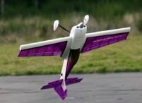 Самолёт на радиоуправлении Precision Aerobatics Katana Mini 1020 мм KIT