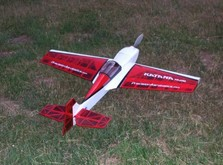 Самолёт на радиоуправлении Precision Aerobatics Katana Mini 1020 мм KIT-фото 4