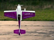Самолёт на радиоуправлении Precision Aerobatics Katana Mini 1020 мм KIT-фото 5
