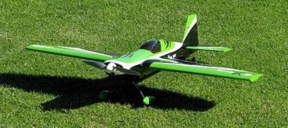 Радиоуправляемый самолёт Precision Aerobatics Extra 260 1219 мм KIT