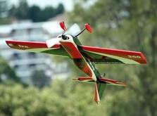 Радиоуправляемый самолёт Precision Aerobatics Extra 260 1219 мм KIT-фото 4