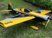 Радиоуправляемый самолёт Precision Aerobatics Extra 260 1219 мм KIT-фото 6