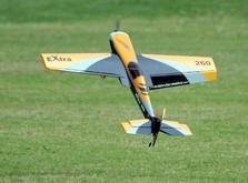 Радиоуправляемый самолёт Precision Aerobatics Extra 260 1219 мм KIT-фото 7