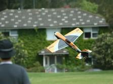 Радиоуправляемый самолёт Precision Aerobatics Extra 260 1219 мм KIT-фото 8