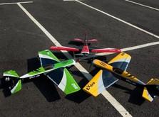 Радиоуправляемый самолёт Precision Aerobatics Extra 260 1219 мм KIT-фото 11
