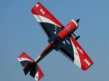 Радиоуправляемый самолёт Precision Aerobatics Extra 260 1219 мм KIT-фото 2