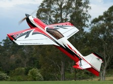 Самолёт на радиоуправлении Precision Aerobatics Katana MX 1448 мм KIT-фото 7