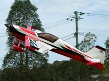 Самолёт на радиоуправлении Precision Aerobatics Katana MX 1448 мм KIT-фото 9
