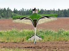 Самолёт на радиоуправлении Precision Aerobatics Katana MX 1448 мм KIT-фото 1