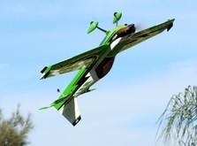 Самолёт на радиоуправлении Precision Aerobatics Katana MX 1448 мм KIT-фото 3