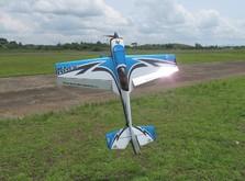 Самолёт на радиоуправлении Precision Aerobatics Katana MX 1448 мм KIT-фото 4