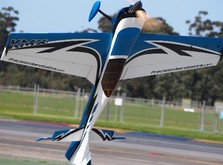 Самолёт на радиоуправлении Precision Aerobatics Katana MX 1448 мм KIT-фото 5