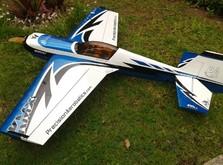 Самолёт на радиоуправлении Precision Aerobatics Katana MX 1448 мм KIT-фото 6