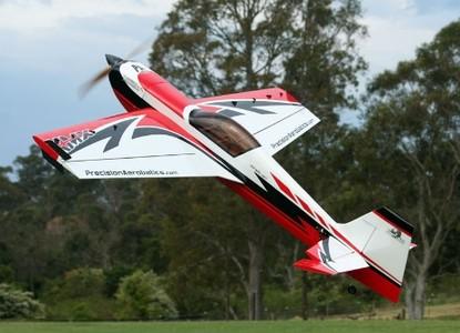 Самолёт на радиоуправлении Precision Aerobatics Katana MX 1448 мм KIT