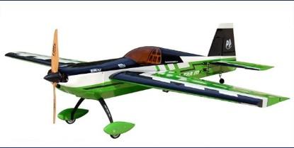 Самолёт на радиоуправлении Precision Aerobatics Extra MX 1472 мм KIT