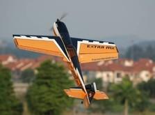 Самолёт на радиоуправлении Precision Aerobatics Extra MX 1472 мм KIT-фото 1