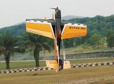 Самолёт на радиоуправлении Precision Aerobatics Extra MX 1472 мм KIT-фото 2