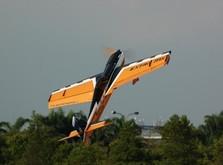 Самолёт на радиоуправлении Precision Aerobatics Extra MX 1472 мм KIT-фото 3