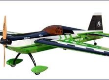 Самолёт на радиоуправлении Precision Aerobatics Extra MX 1472 мм KIT-фото 6