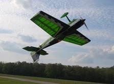Самолёт на радиоуправлении Precision Aerobatics Extra MX 1472 мм KIT-фото 5
