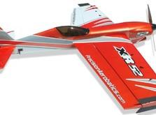 Радиоуправляемый cамолет Precision Aerobatics XR-52 1321 мм KIT-фото 3