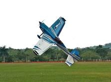 Самолёт на радиоуправлении Precision Aerobatics XR-61 1550 мм-фото 1