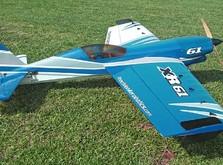 Самолёт на радиоуправлении Precision Aerobatics XR-61 1550 мм-фото 2