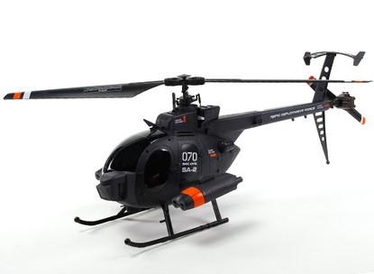 Вертолёт на радиоуправлении MD-500 2.4GHz