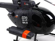 Вертолёт на радиоуправлении MD-500 2.4GHz-фото 2