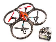 Квадрокоптер на радиоуправлении WL Toys V393 Cyclone бесколлекторный-фото 4