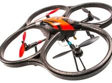 Квадрокоптер на радиоуправлении WL Toys V393 Cyclone бесколлекторный-фото 3