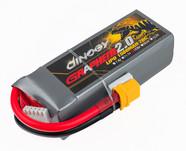 Аккумулятор Dinogy G2.0 Li-Pol 1500mAh 14.8V