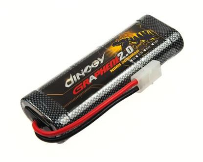Аккумулятор Dinogy NiMH 5000mAh 7,2V